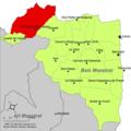 Localització de la Pobla de Benifassà respecte del Baix Maestrat.png
