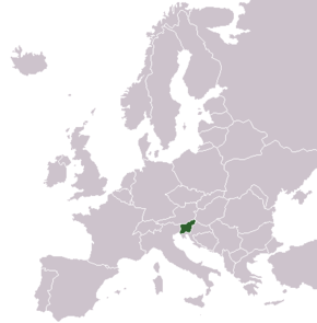 تاريخ سلوفينيا