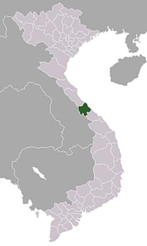 Alexander D. Shimkin - Quảng Trị Province.