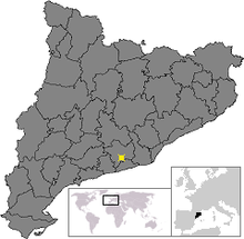 Location of Olerdola.png