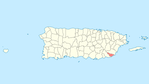 Locator map Puerto Rico Maunabo.png