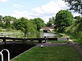 Lock 5 - Braunston Flight on the way to the tunnel - July 2009 - panoramio.jpg