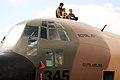 Lockheed Hercules C-130H 1 (7570388680).jpg