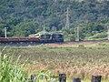 Locomotivas de comboio que passava sentido Guaianã na Variante Boa Vista-Guaianã km 212 em Indaiatuba - panoramio.jpg