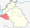 Lodeynopolsky raion Domozhirovskoe SP.png