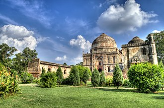 Lodi Gardens - Image: Lodhi Gardens on a sunny day