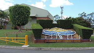 Hillcrest, Queensland - Logan West community centre, Hillcrest, 2014