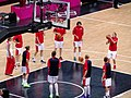London 2012 Olympics 058 Basketball Arena (50) - Czech Republic v Turkey.jpg