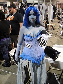 Long Beach Comic & Horror Con 2011 - Corpse Bride (6301706940).jpg