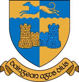 County Longford County in the Republic of Ireland
