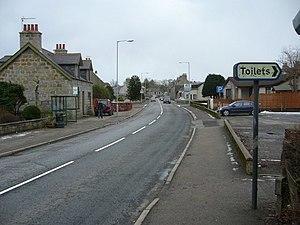 Longside - Image: Longside, Main Street
