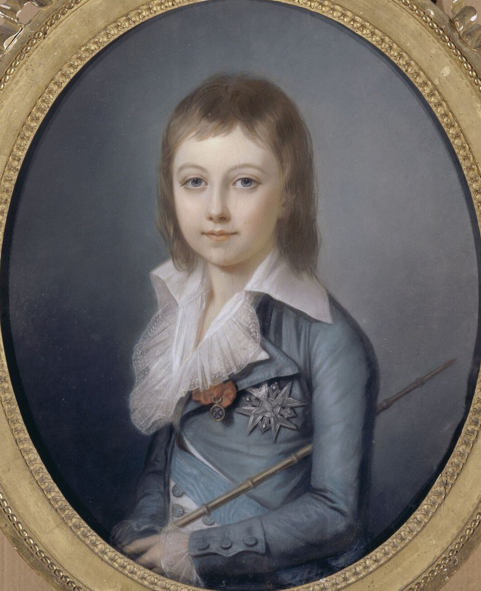 Louis Charles of France5