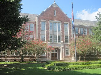Louisiana School for Math, Science, and the Arts - The Louisiana School for Math, Science, and the Arts is located on the campus of Northwestern State University in Natchitoches, Louisiana.