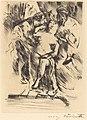 Lovis Corinth, Susanna in the Bath (Susanna im Bade), 1914, NGA 74029.jpg