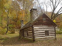 Lower Swedish Cabin Wikipedia