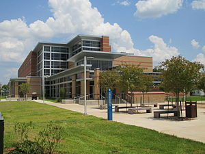 Louisiana State University of Alexandria - LSUA's Multipurpose Academic Center