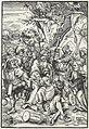 Lucas Cranach, o Velho - Série da Paixão de Cristo - Cristo Aprisionado.jpg