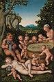 Lucas Cranach d.Ä. - Bacchus am Weinbottich (1530).jpg