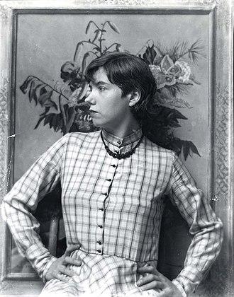 Lucile Blanch - Blanch in 1930