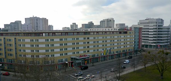 Hotel berlin berlin for 4 design hotel q berlin