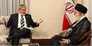 Lula Khamenei Teerã 2010