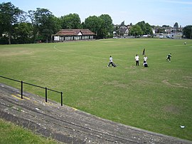 Luton, Wardown Park cricket ground - geograph.org.uk - 191439.jpg