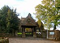 Lych gate - St Martin of Tours West Coker - geograph.org.uk - 1551935.jpg