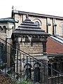 Lyon 1er - Église du Bon Pasteur, tourelle nord-ouest (2).jpg