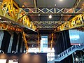 Lyon 7e - Halle Tony Garnier, intérieur, plafond (1).jpg