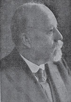 Lyubomir Miletich - Portrait of Miletich