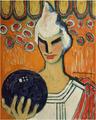 Mérodack-Jeanneau Clown à la boule bleue 06.png