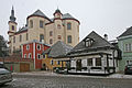 Měšťanský dům (Litomyšl), Boženy Němcové 158.JPG