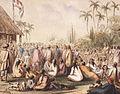 M. Radiguet, Proclamation du protectorat, Tahiti.jpg