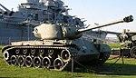 M26 Pershing tank at USS Alabama.jpg