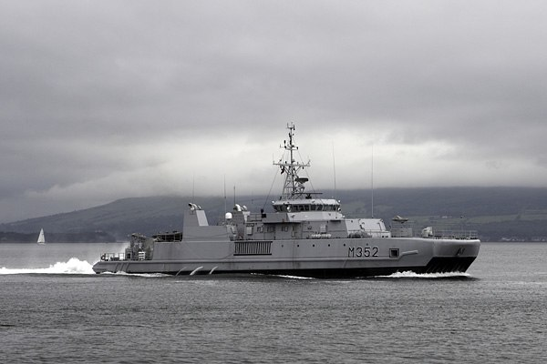 M352 River Clyde