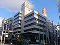 MAX Co., Ltd. headquarters, at Nihonbashi-Hakozakicho, Chuo, Tokyo (2019-01-02) 04.jpg