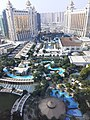 MC 澳門 Macau 萬豪酒店 JW Marriott Hotel room 28th Floor view November 2019 SS2 12.jpg