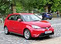 MG 3 registered March 2016 1498cc outside the library.jpg