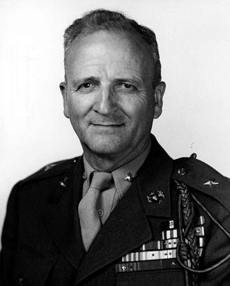 Robert Blake (USMC) - Robert Blake as brigadier general, USMC