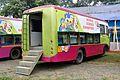 MSE Bus - Nehru Science Centre - Mumbai - MSE Golden Jubilee Celebration - Science City - Kolkata 2015-11-17 4730.JPG