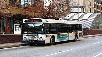 Route 23 (MTA Maryland) - Image: MTA Maryland 5026 23