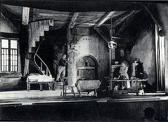 Ohel Theater - Ohel production, 1947