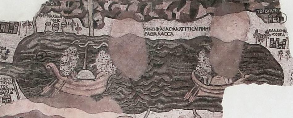 Madaba Map reproduction2