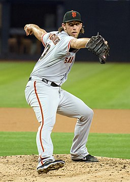 Madison Bumgarner on September 3, 2013