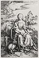 Madone au singe - Albrecht Dürer.jpg