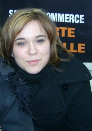 Magalie Vaé - Magalie Vaé in Saint-Lô, 24 December 2006