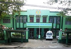 Magarao municipal hall