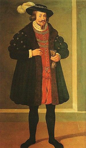 Magnus II, Duke of Mecklenburg - Magnus II, Duke of Mecklenburg