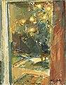Magnus Enckell - Christmas Tree in the Hall of Kilo Mansion.jpg