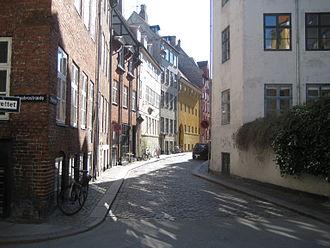 Magstræde - Image: Magstræde, Copenhagen